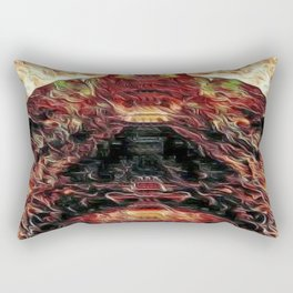 Infernus Rectangular Pillow