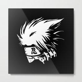 Konoha's Hero Metal Print