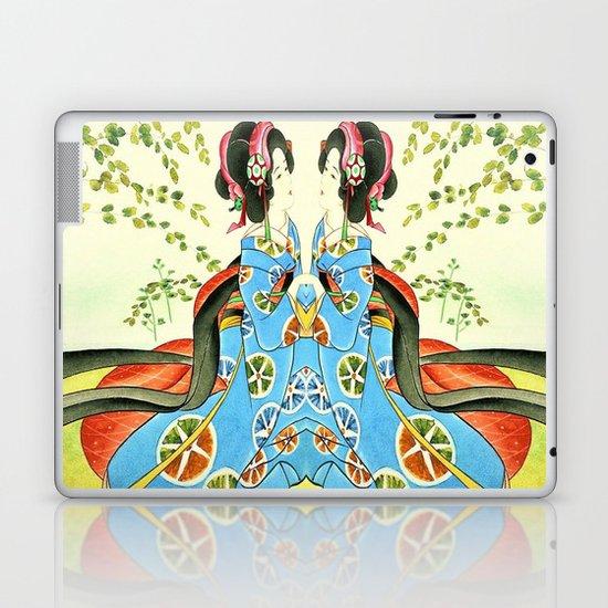 Psychedelic Love Laptop & iPad Skin