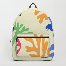 Gerbera & Apples #3 Backpack