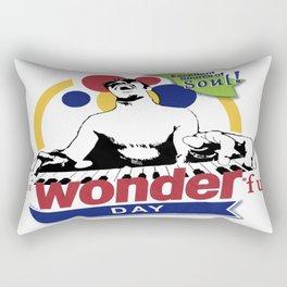 A Wonderful Day Rectangular Pillow