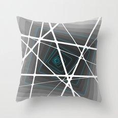 Deep room Throw Pillow