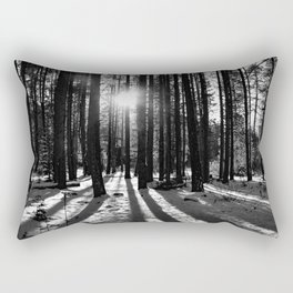 Breach 1 Rectangular Pillow