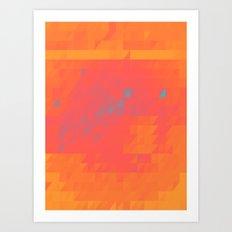 Upgrade Art Print