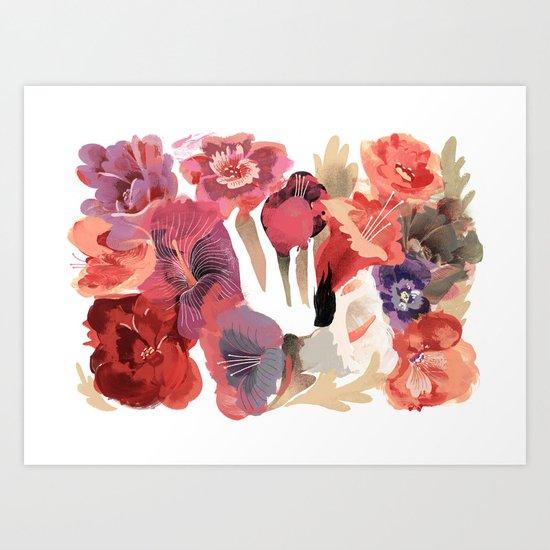 Spring Suicide Art Print