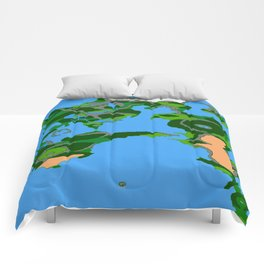 Final Fantasy II Japanese Overworld Comforters