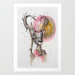 SPLENDOR Art Print
