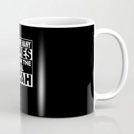 I Am Micah Funny Personal Personalized Fun Coffee Mug