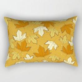 Autumn Love Rectangular Pillow