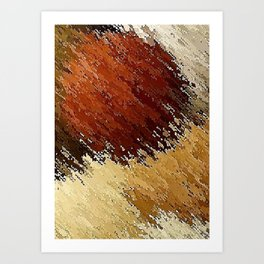 Tumbleweed Art Print
