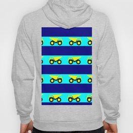 truck pattern home decor Hoody