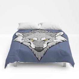 Scrappy (B&W) Comforters