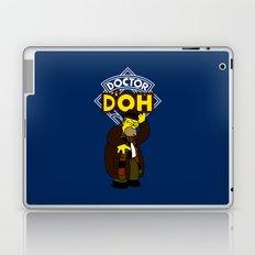 Doctor D'oh Laptop & iPad Skin