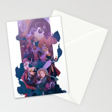 Boss Battle Stationery Cards