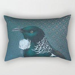 Tui & Scallops  Rectangular Pillow