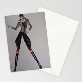 Elegant Horserider Stationery Cards
