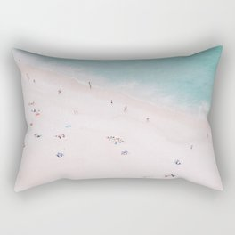 Beach Living Rectangular Pillow