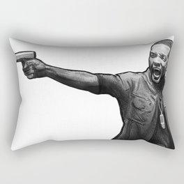 Mike Lowrey Rectangular Pillow