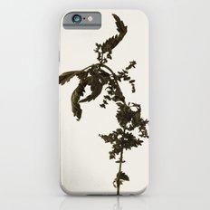 Florales · plant end 5 iPhone 6s Slim Case