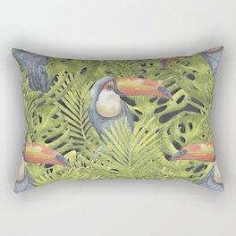 Toucan II Rectangular Pillow