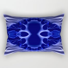Blue bliss Rectangular Pillow