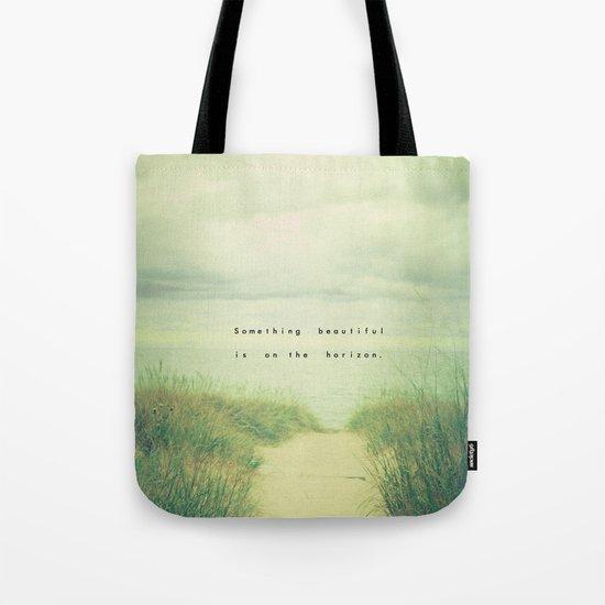 Something Beautiful Tote Bag