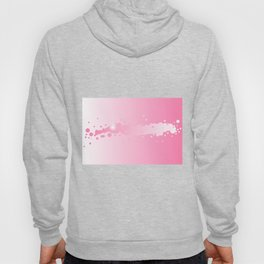 Abstract Pink Background Hoody