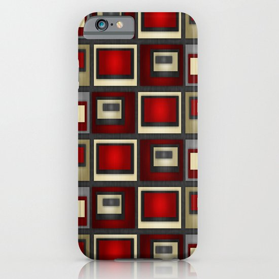 Dark Romance Geometric iPhone & iPod Case