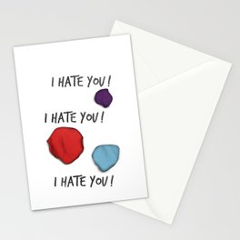 Dandy (I Hate You!) Stationery Cards