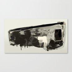 Expressio Canvas Print