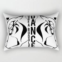 Maria B Rectangular Pillow