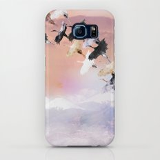 Japanese cranes Galaxy S7 Slim Case
