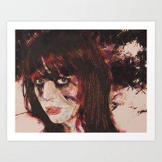 Abstruse Moment Art Print