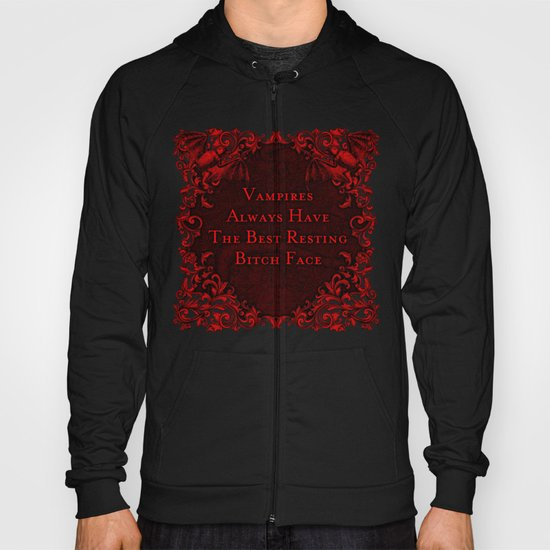 Secret to Immortal Youth Hoody