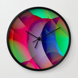 a seamless pattern for you -01- Wall Clock