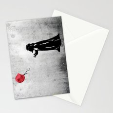 Little Vader - Inspired by Banksy Stationery Cards