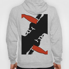 When eyes are closed Hoody
