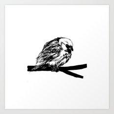 Bird Lover 2 Art Print