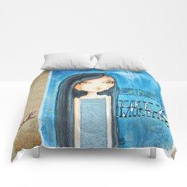 Like a whisper Comforters