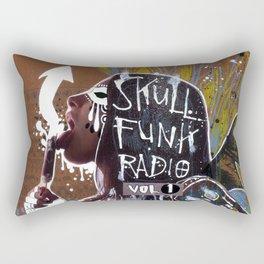 SKULL FUNK RADIO VOL. 1 Rectangular Pillow