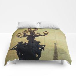 Paris (France) Comforters