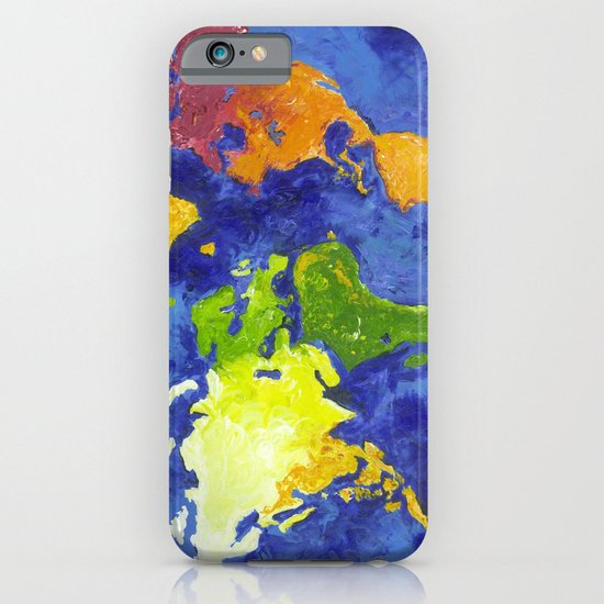The World iPhone & iPod Case