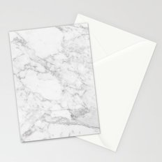 White Marble Edition 2 Stationery Cards