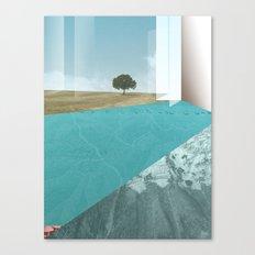 atmosphere 26 · Floodland Canvas Print