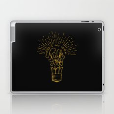Here's an Idea Laptop & iPad Skin
