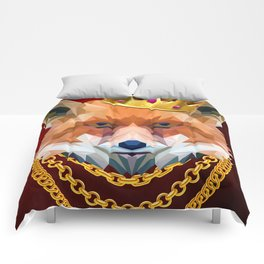 The King of Foxes Comforters