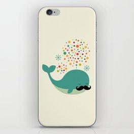 Firewhale iPhone Skin