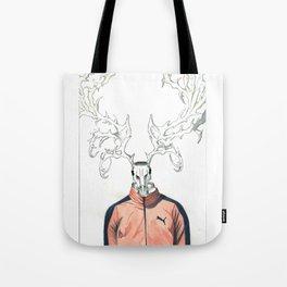 puma are not dead Tote Bag