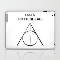 I am a Potterhead Laptop & iPad Skin