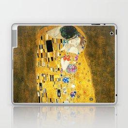 Gustav Klimt The Kiss Laptop & iPad Skin